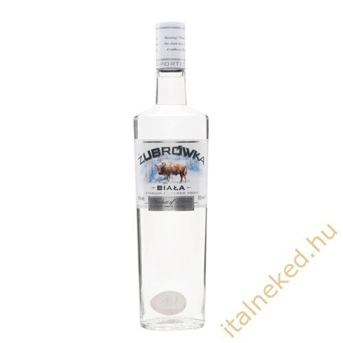 Zubrowka Biala vodka (37,5%) 1 l