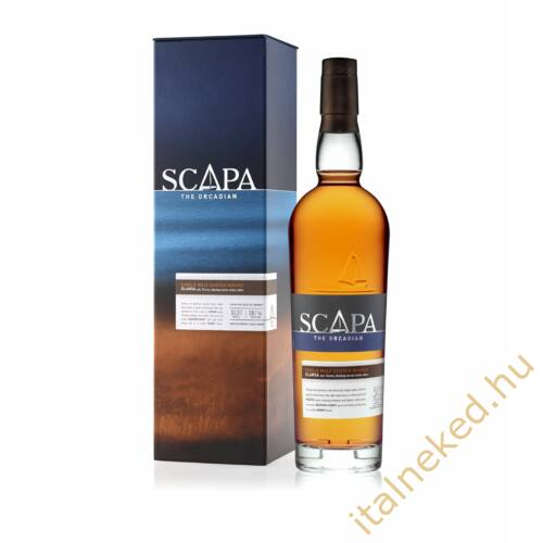 Scapa Orcadian Glansa Whisky 0,7l (40%)