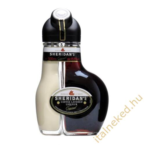 Sheridans krémlikőr (15,5%) 0,5 l