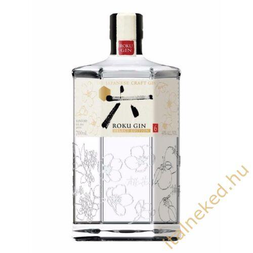 Suntory Roku Gin (43%) 0,7 l
