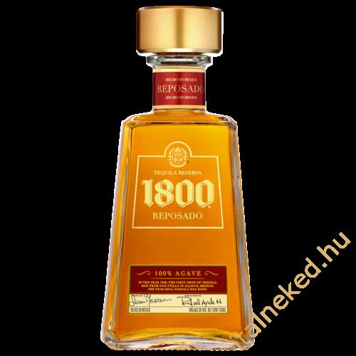 Jose Cuervo Tequila Reserva 1800 Anejo (38%) 0,7 l