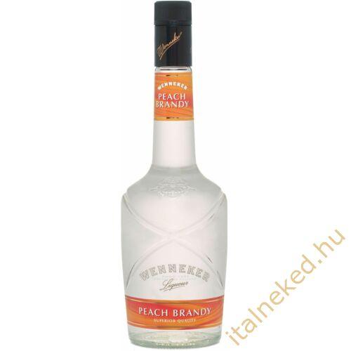 Wenneker Peach likőr (20%) 0,7 l