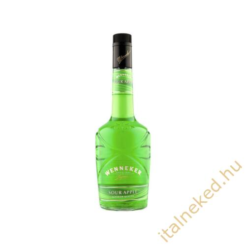 Wenneker Sour-Apple likőr (15%) 0,7 l