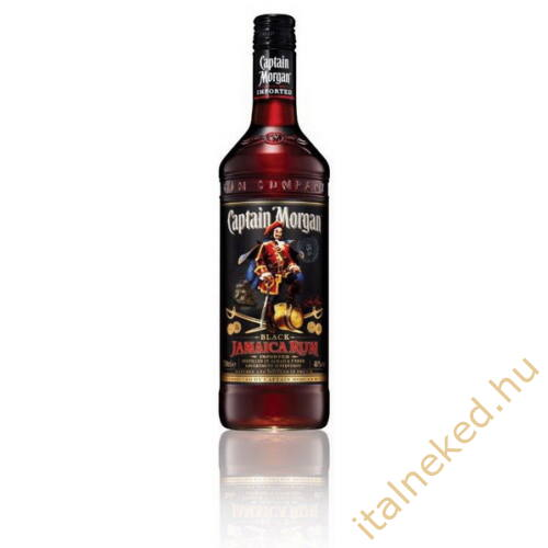 Captain Morgan Dark Rum 0,7l (35%)
