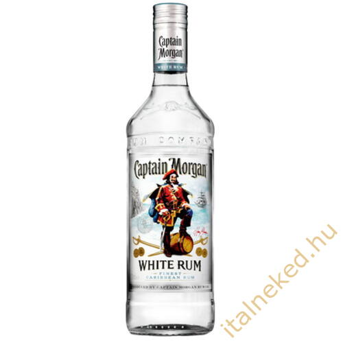 Captain Morgan White Rum (37,5%) 0,7 l