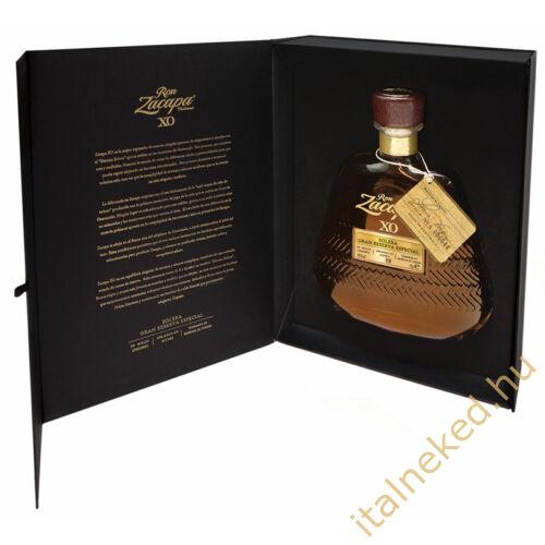 Zacapa XO Centenario Rum (40%) 0,7 l