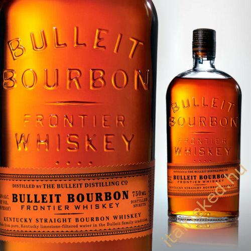 Bulleit Bourbon Whiskey (45%) 0,7 l