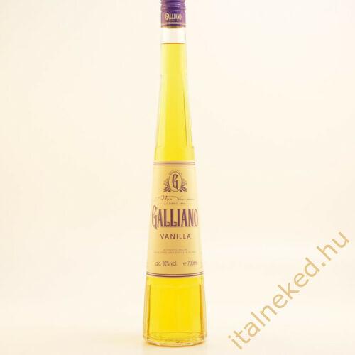 Galliano Vanília likőr (30%)  0,7 l