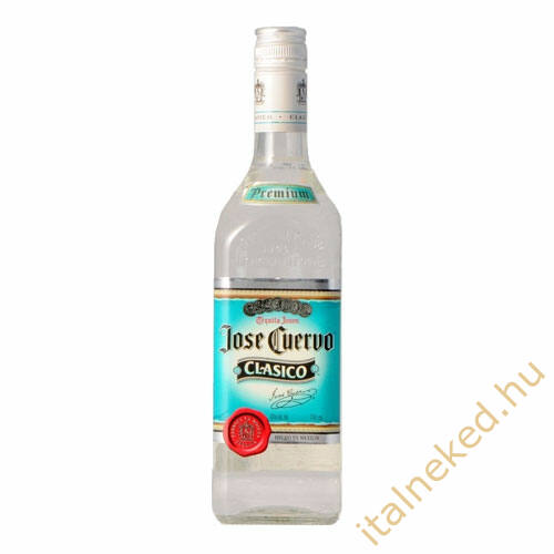 Jose Cuervo Clasico Silver Tequila (38%) 1 l