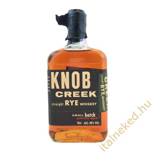 Knob Creek Rye Whisky (50%) 0,7 l