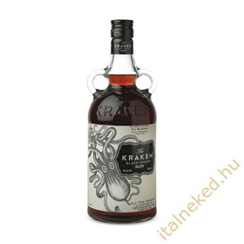 Kraken Black Spiced Rum (40%) 0,7 l