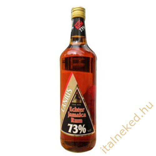 Lanius Dark Rum (73%) 1 l