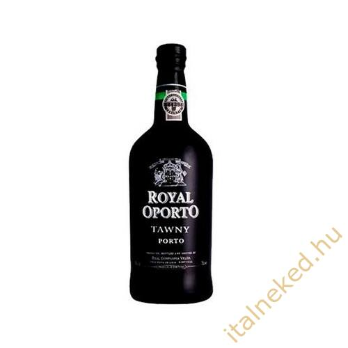 Royal'Oporto Tawny édes vörösbor (Portugál) 0,75 l
