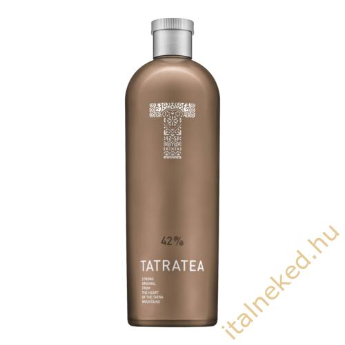 Tatratea Őszibarack (42%)  0,7 l