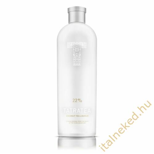 Tatratea Kókusz likőr (22%)  0,7 l