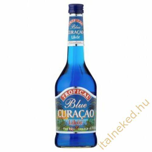 Tropical Blue-Curacao likőr (14,5%)  0,5 l