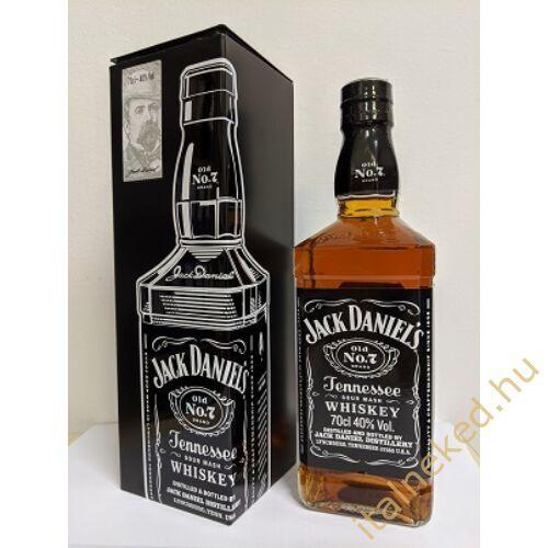 Jack Daniels Whiskey fémdobozos (40%) 0,7 l