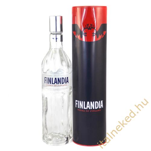 Finlandia vodka 0,7l fémdobozban (40%)