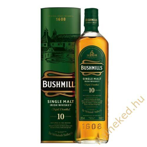 Bushmills ír whisky 10 éves 0,7 l (40%)