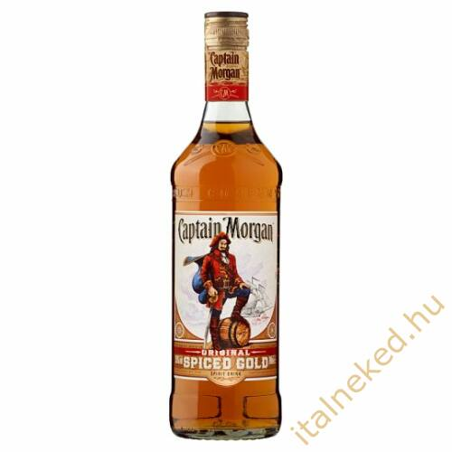 Captain Morgen Spiced Gold 1,5 l (35%)