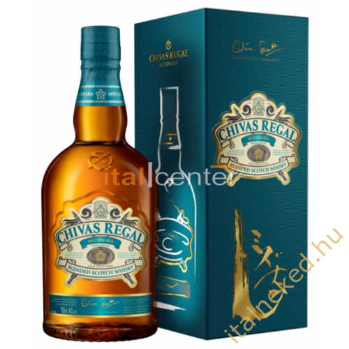 Chivas Regal Mizunara 0,7 l (40%)