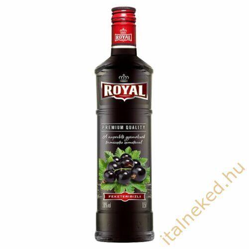 Royal Vodka Feketeribizli 0,5 l (30%)