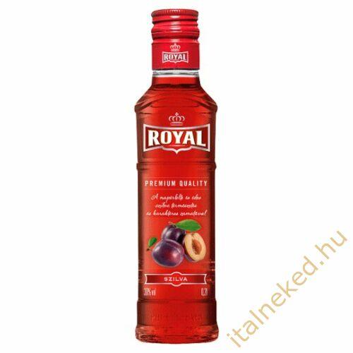 Royal Vodka Szilva 0,2 l (30%)