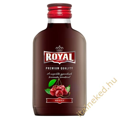 Royal Vodka meggy (30%) 0,1