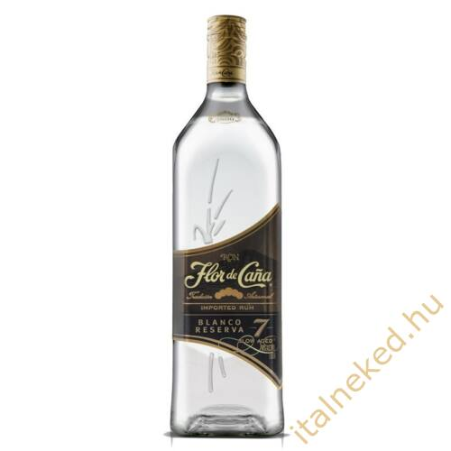 Flor de Cana Blanco Reserve 7 years 0,7 40%