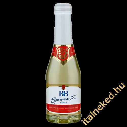 BB Spumante édes pezsgő (7%)  0,2 l