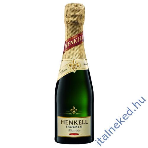 Henkell pezsgő (kis üveg) 0,2 l