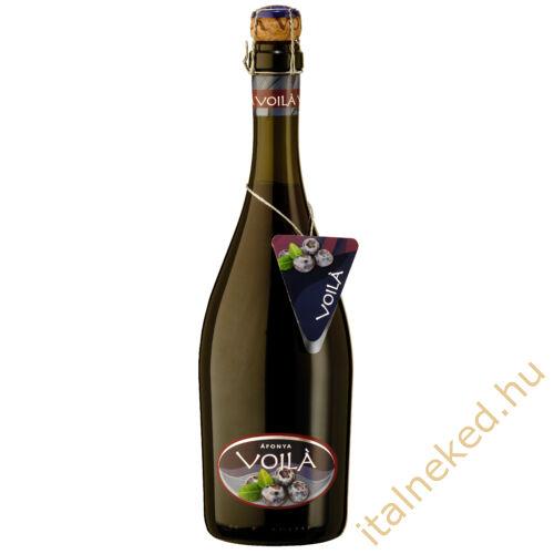 Voila áfonya pezsgőkoktél 0,75l