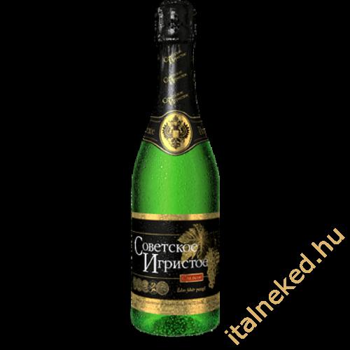 Szovjesztszkoje Igrisztoje édes pezsgő 0,75 l