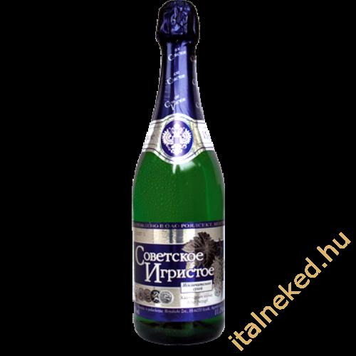 Szovjetszkoje Igrisztoje száraz pezsgő 0,75 l