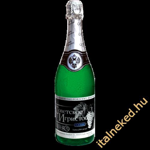 Szovjesztszkoje Igrisztoje félszáraz pezsgő 0,75 l