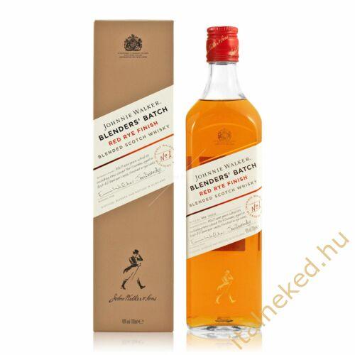Johnnie Walker Red Rye Finish 0,7l (40%)