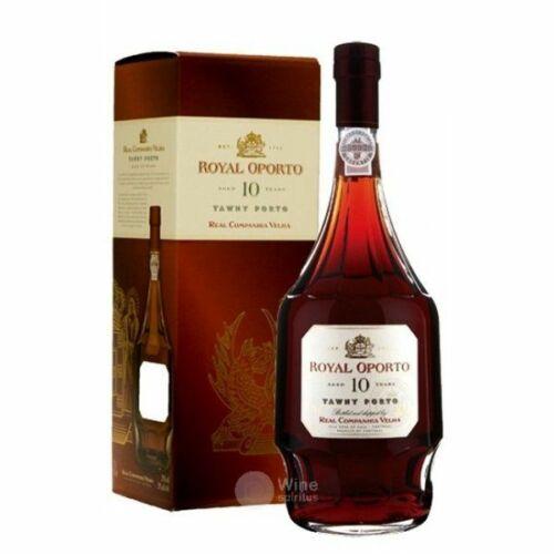 Royal'Oporto 10 éves bor (Portugál)  (20 %) 0,7 l DD