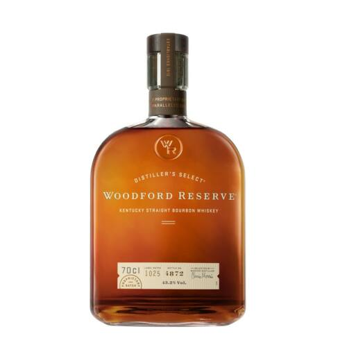 Woodford Reserve Whisky 0,7 l (43,2%)