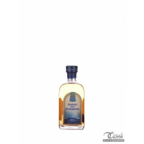 Zsindelyes Ágyas Szabolcsi Szilva pálinka  (44%) 0,5 l