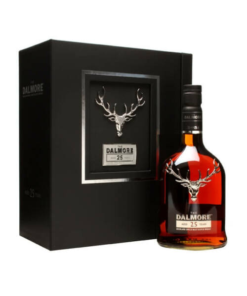 Dalmore 25 Year Old Whisky (42%) 0,7 l