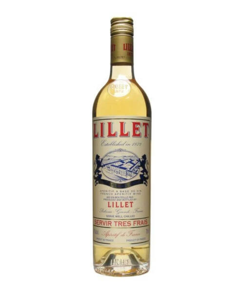 Lillet Blanc Vermut (17%) 0,75 l