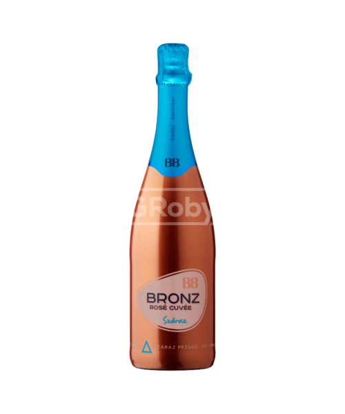 BB Pezsgő Bronz Rosé Cuveé 0,75 l