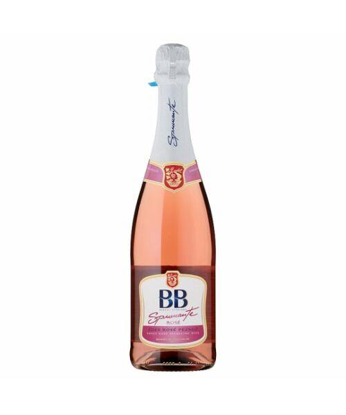 BB Pezsgő Spumante Rosé édes 0,75 l