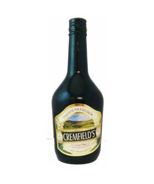 Cremfield's Tojás Krémlikőr 0,5l (15%)