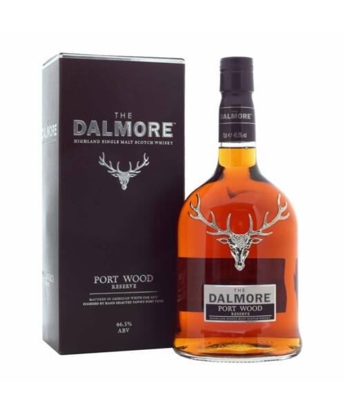 Dalmore Port Wood Reserve Whisky (46,5%) 0,7l