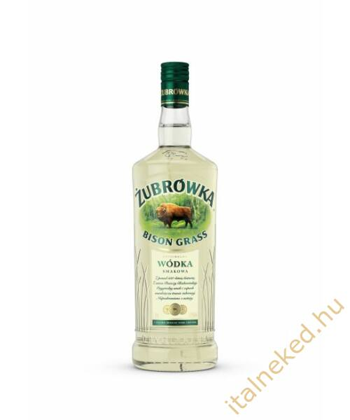 Zubrowka Vodka Bison (37,5%) 1,0 l