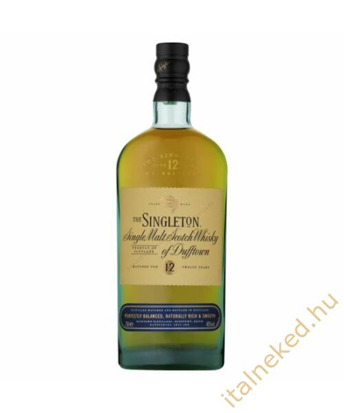 Singleton of Dufftown 12 Years Whisky (40%) 0,7 l