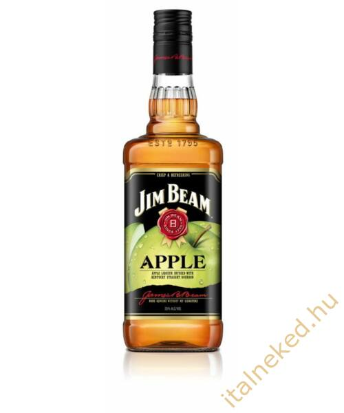 Jim Beam Apple Whiskey (35%) 0,7 l