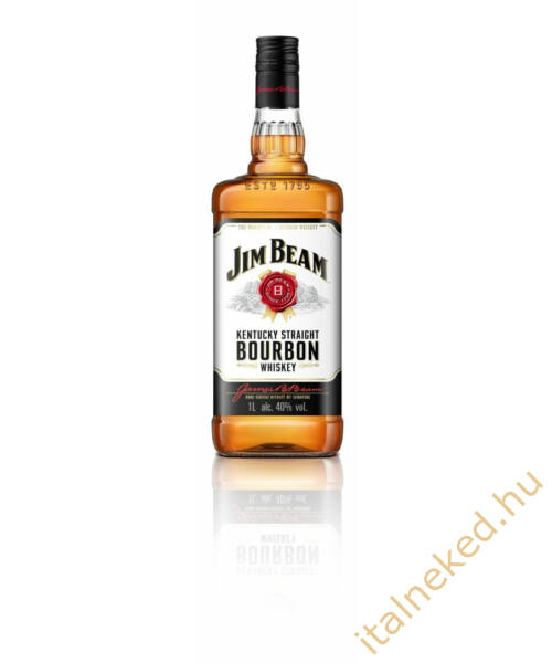 Jim Beam Whiskey (40%) 1 l