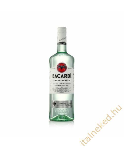 Bacardi Superior Carta Blanca Rum (37,5%) 1l